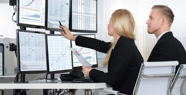 Difference Between Forex Trading & Binary Options