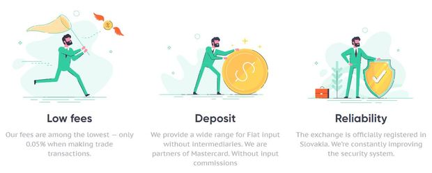 StockPoint cryptocurrency exchange advantages